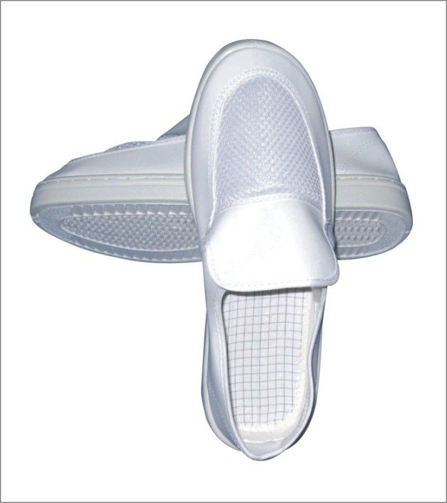 Customized Hospital Work Shoes , Easy Cleaning ESD Anti Static Safety Shoes